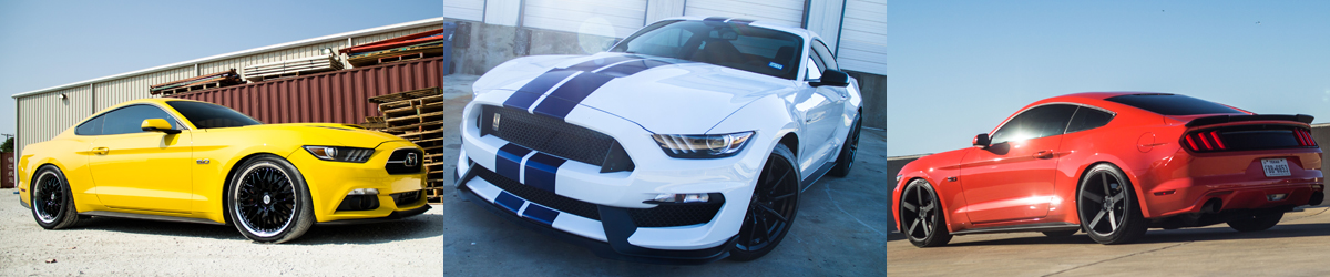 Ford Mustang Specifications - Ford Mustang Specifications