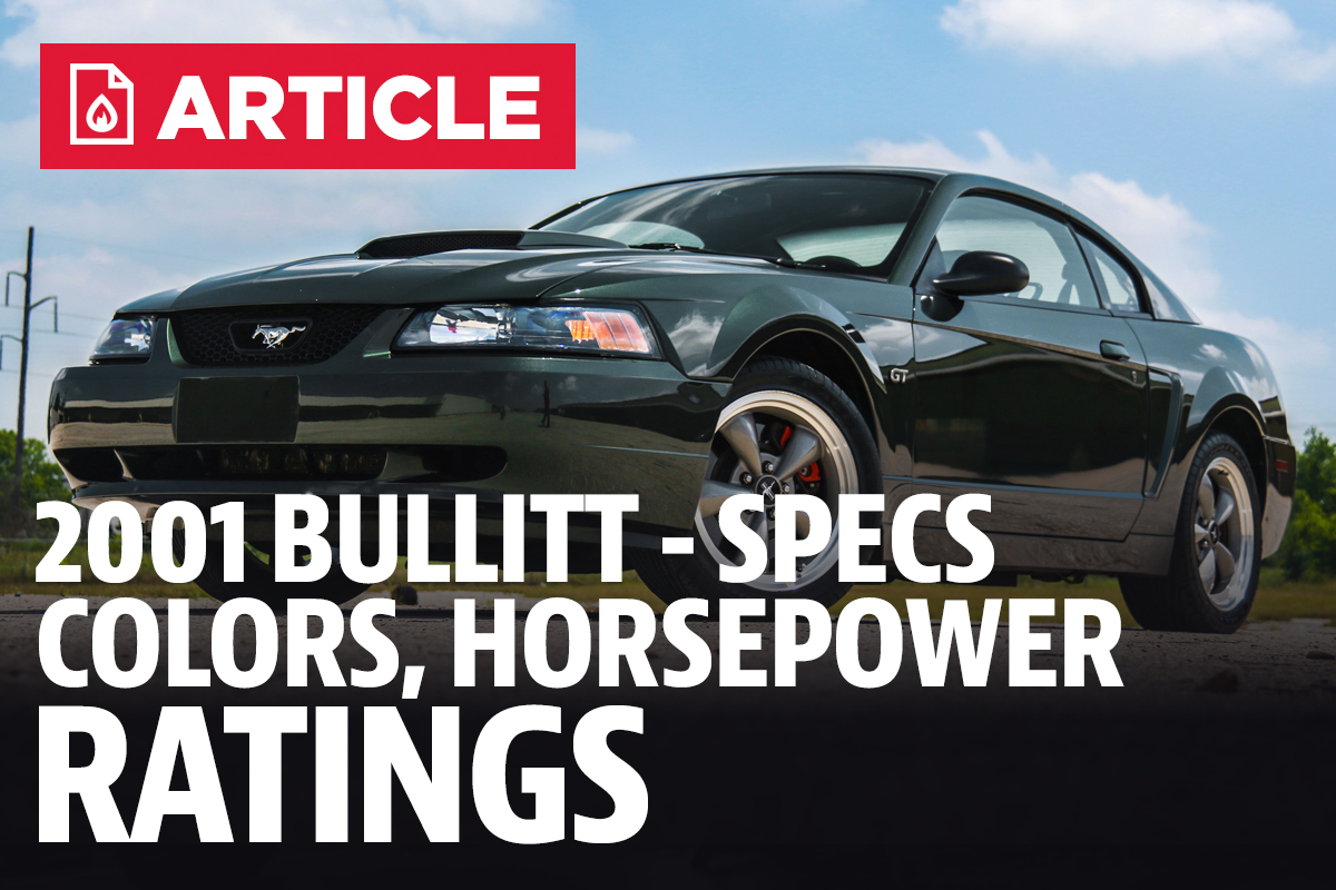 Newest Mustang Posts 2011 Ford Fuel Filter Removal 2001 Bullitt Specs Colors Horsepower