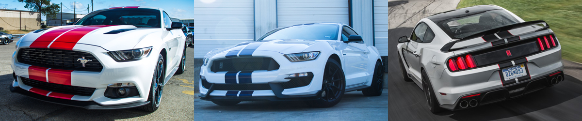 2015-2016 Ford Mustang Specifications - 2015-2016 Ford Mustang Specifications