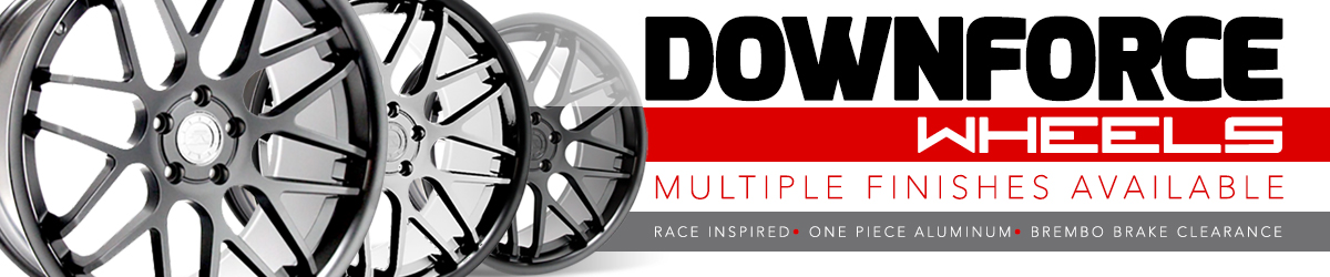 2015 Mustang Downforce Wheels