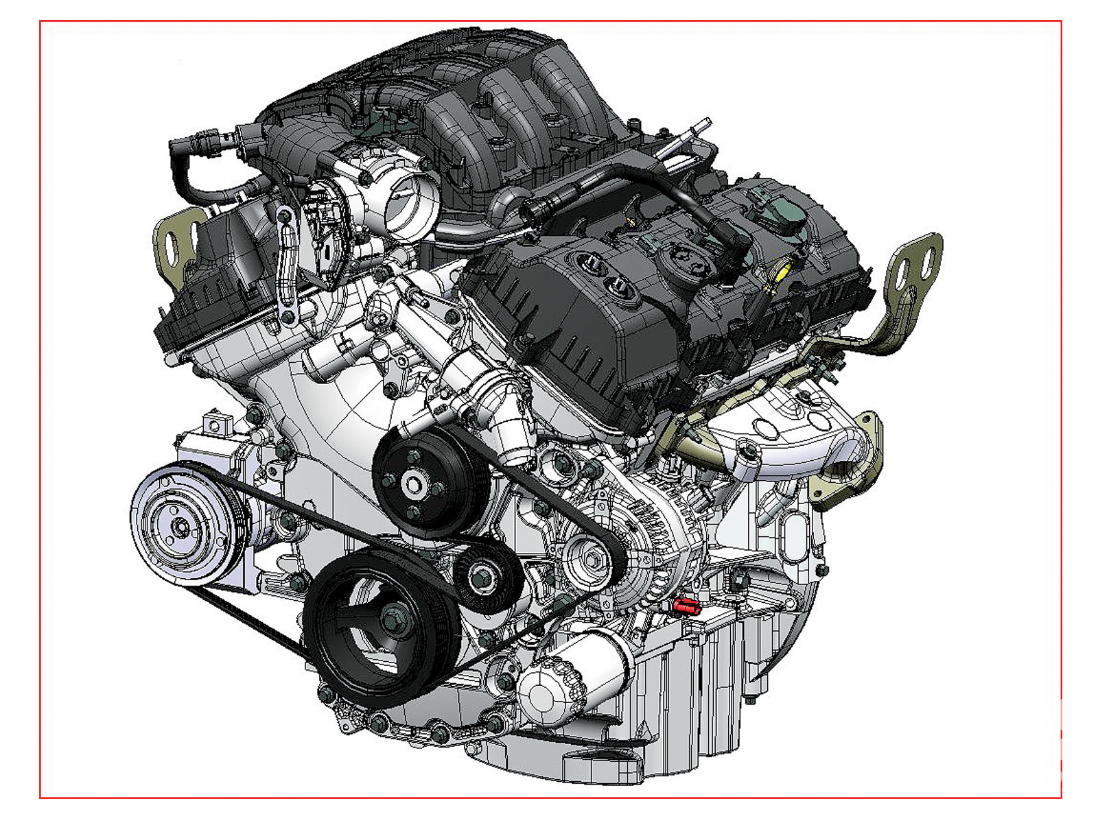 2015 17 Mustang Engine Specs 37l V6 4 7l Diagram Valve