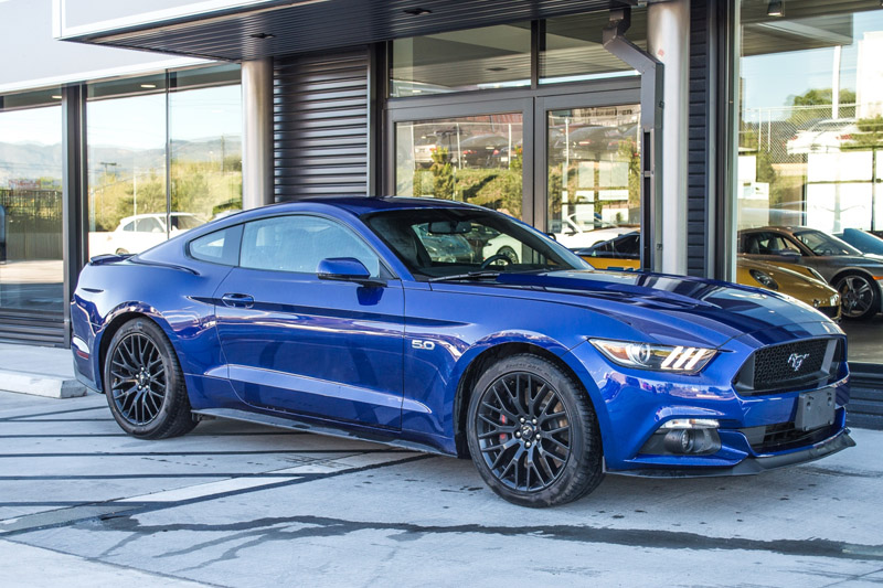 2015 Mustang Colors >> 2016 Mustang Colors, Color Codes, & Photos - LMR.com