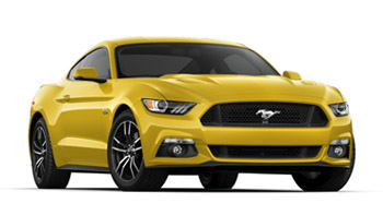 2017 Mustang Colors - Options, Photos, & Color Codes - 2017 Mustang Colors - Triple Yellow