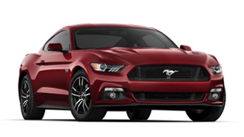 2017 Mustang Colors - Options, Photos, & Color Codes - 2017 Mustang Colors - Ruby Red