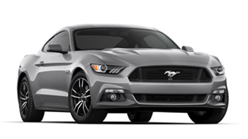 2017 Mustang Colors - Options, Photos, & Color Codes - 2017 Mustang Colors - Ingot Silver