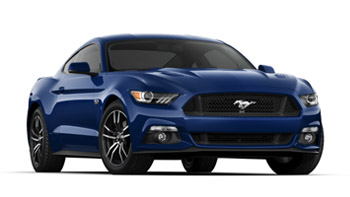 2017 Mustang Colors - Options, Photos, & Color Codes - 2017 Mustang Colors - Lightning Blue