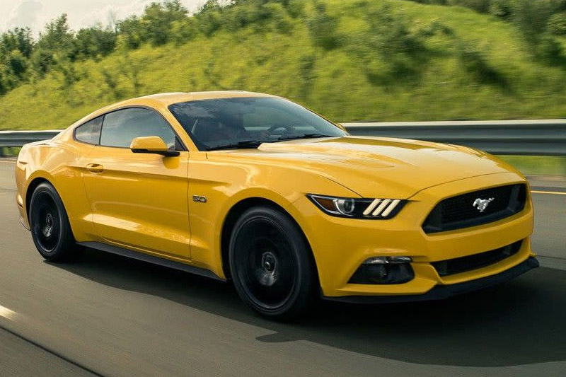 2017 Mustang Colors Options Photos Color Codes