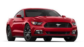 2017 Mustang Colors - Options, Photos, & Color Codes - 2017 Mustang Colors - Race Red