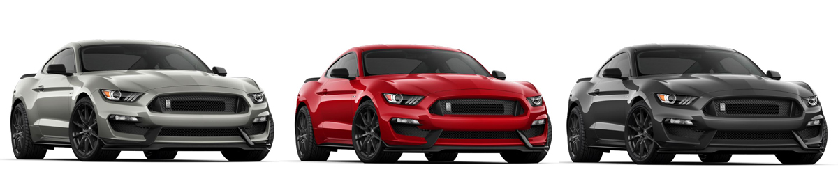 2017 Ford Mustang Color Options - 2017 Ford Mustang Color Options