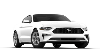 2018 Mustang Colors Options - Oxford White - 2018 Mustang Color Options - Oxford White