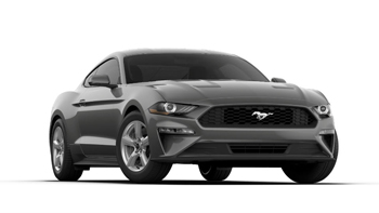 2018 Mustang Colors Options - Magnetic - 2018 Mustang Color Options - Magnetic
