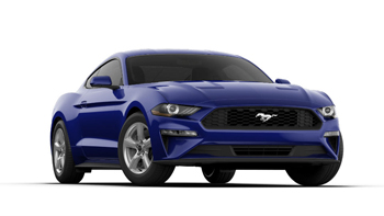 2018 Mustang Color Options - Kona Blue - 2018 Mustang Color Options - Kona Blue
