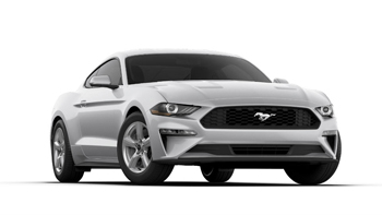 2018 Mustang Color Options - Ingot Silver - 2018 Mustang Color Options - Ingot Silver