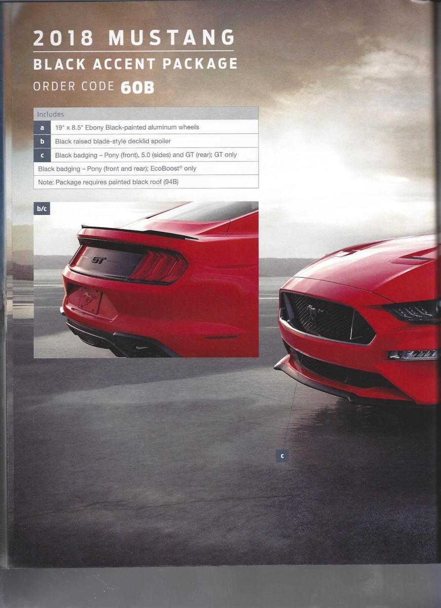 2018 ford order. fine 2018 2018 mustang order guide  ford on ford order
