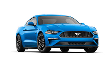 2019 Mustang Colors - Options, Photos, & Color Codes - 2019 Mustang Colors - Velocity Blue