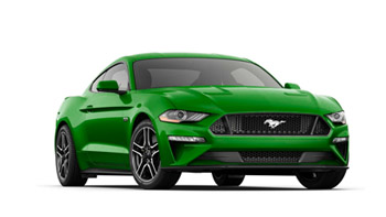 2019 Mustang Colors - Options, Photos, & Color Codes - 2019 Mustang Colors - Need For Green