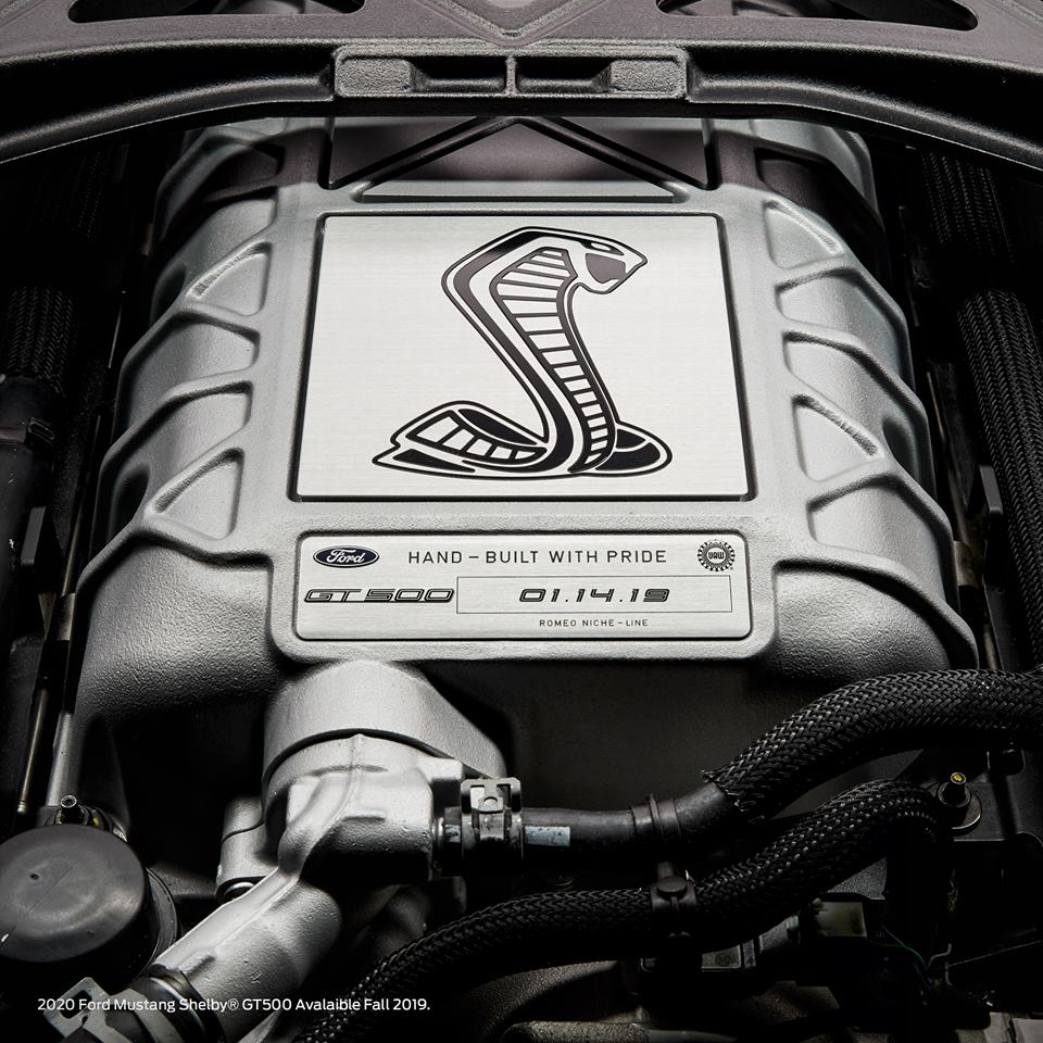 2020 Shelby GT500 Horsepower, Specs, Photos, & Colors - 2020 Shelby GT500 Horsepower, Specs, Photos, & Colors