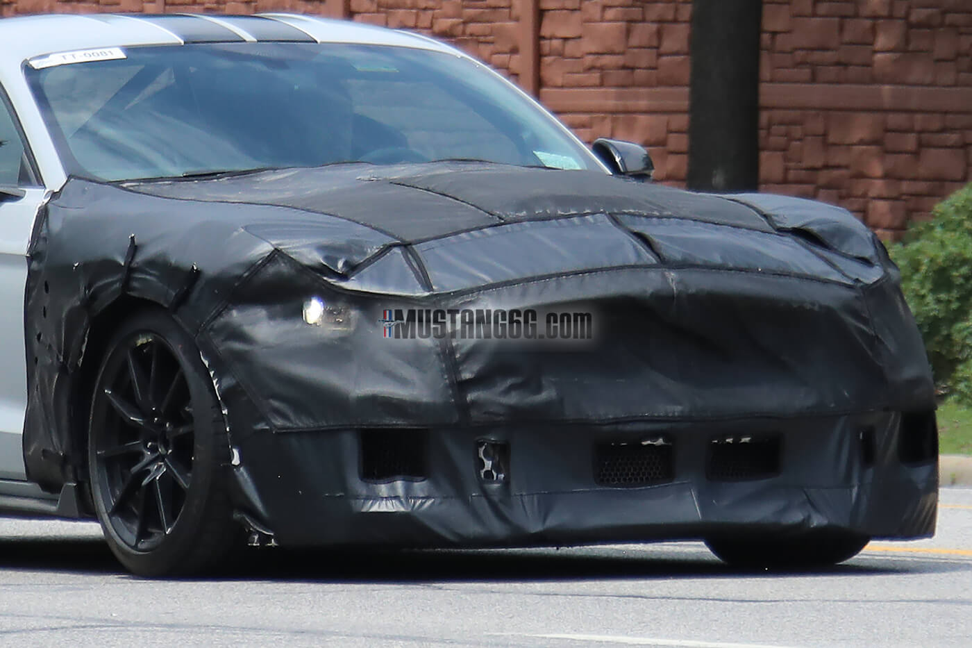 2020 Shelby GT500 Horsepower, Specs, Photos, & Colors - 2020 Shelby GT500 Spy Shots