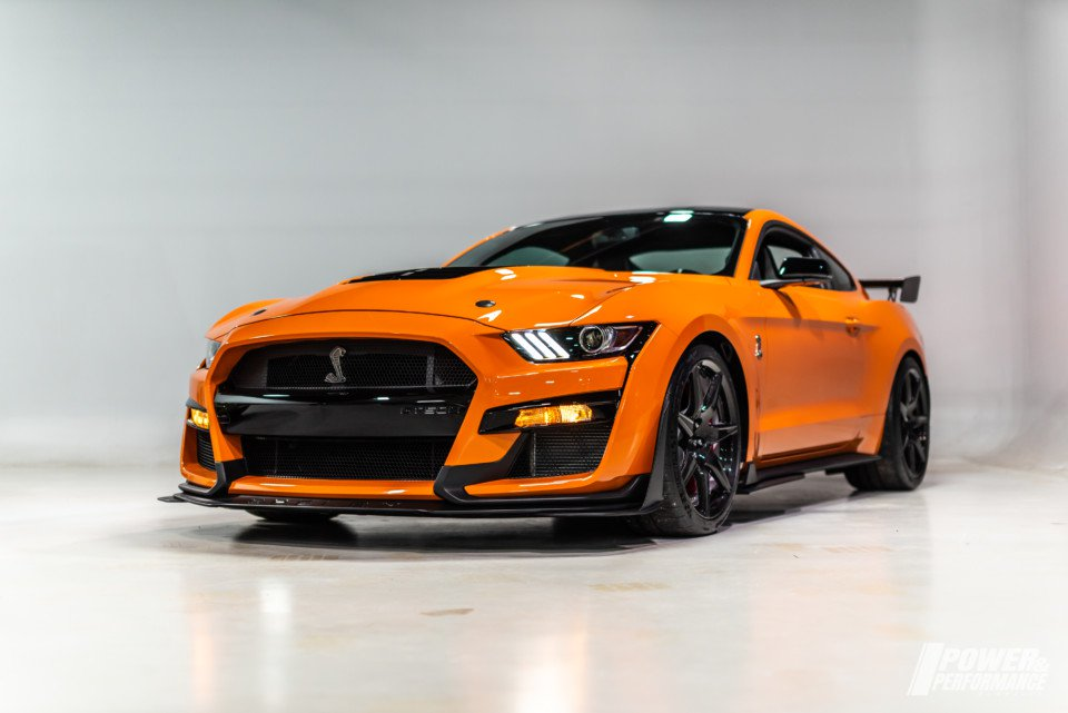 2020 Mustang Colors - 2020 Mustang Shelby GT500 Twister Orange - 2020 Mustang Colors - 2020 Mustang Shelby GT500 Twister Orange