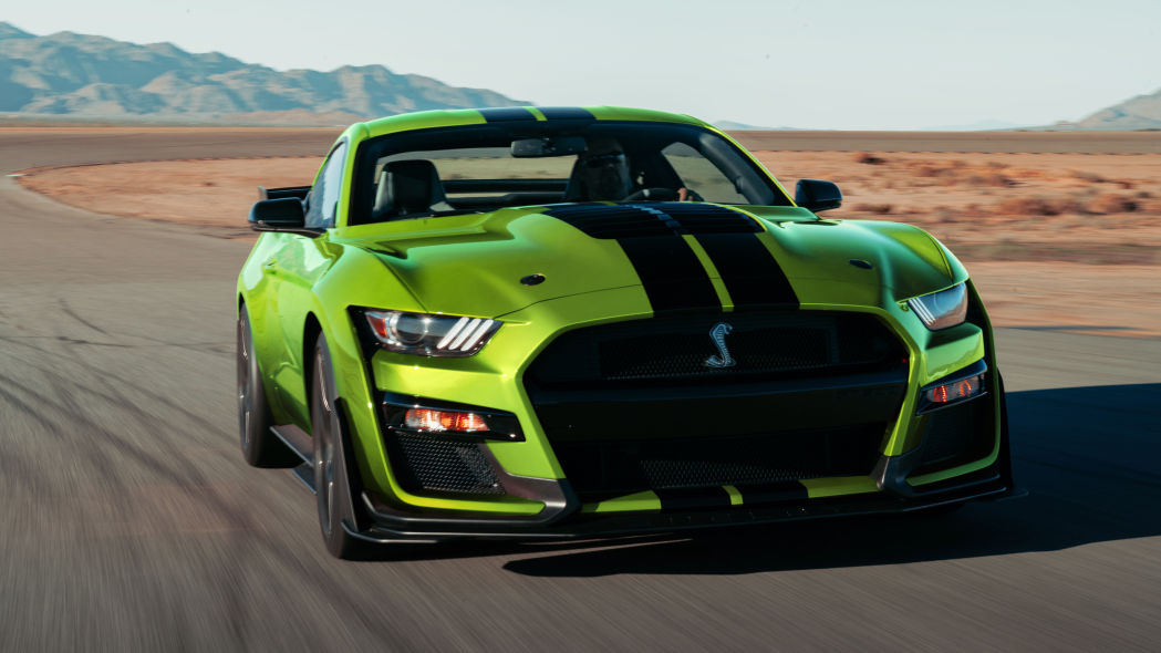 2020 Mustang Grabber Lime Photos, Paint Codes, & Info - 2020 Mustang Grabber Lime Photos, Paint Codes, & Info