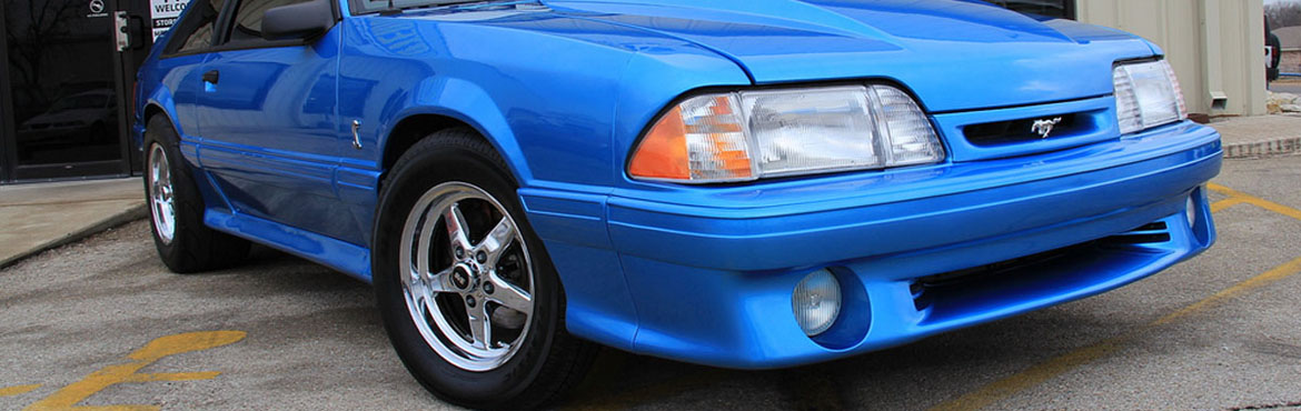 Fox Body 5 Lug Conversion Guide - Fox Body 5 Lug Conversion Guide
