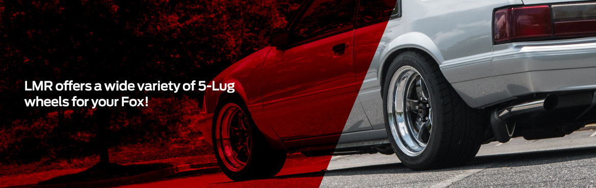 Fox Body 5 Lug Conversion Guide - LMR com