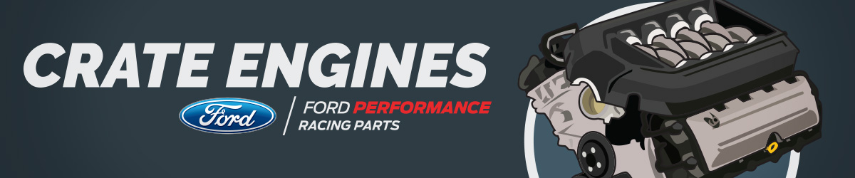 1979-1993 Mustang Engine Parts