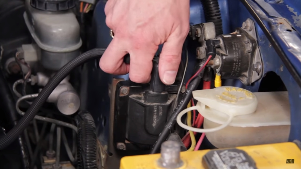 Mustang Ignition Coil Installation (84-95 Fox Body & SN95) - Mustang Ignition Coil Installation (84-95 Fox Body & SN95)