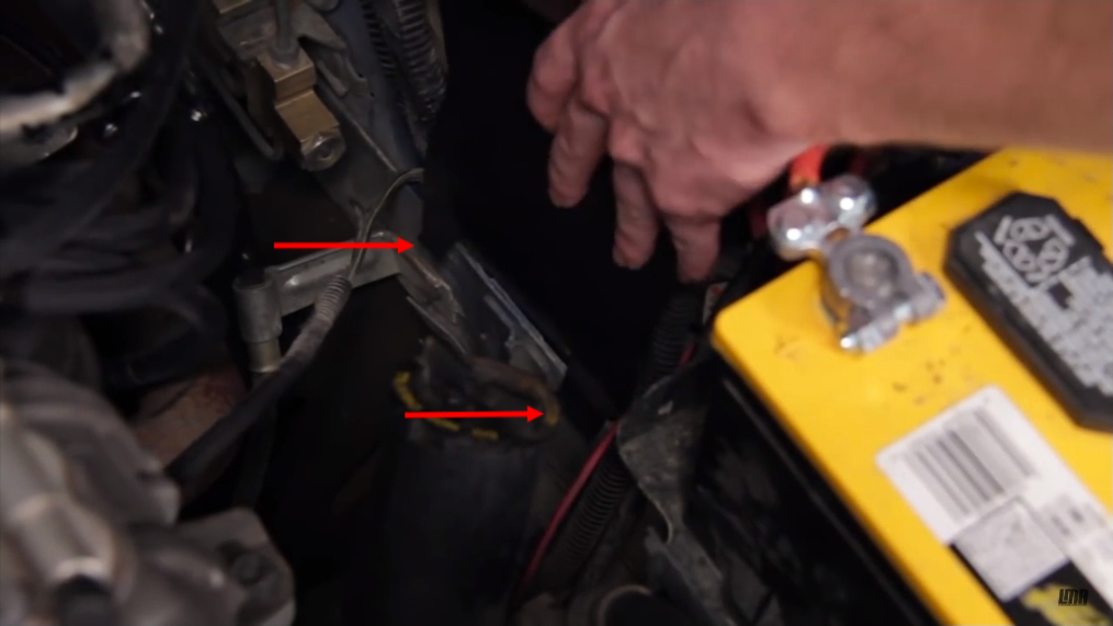 Fox Mustang Ignition Coil Cover Install  - Fox Mustang Ignition Coil Cover Install