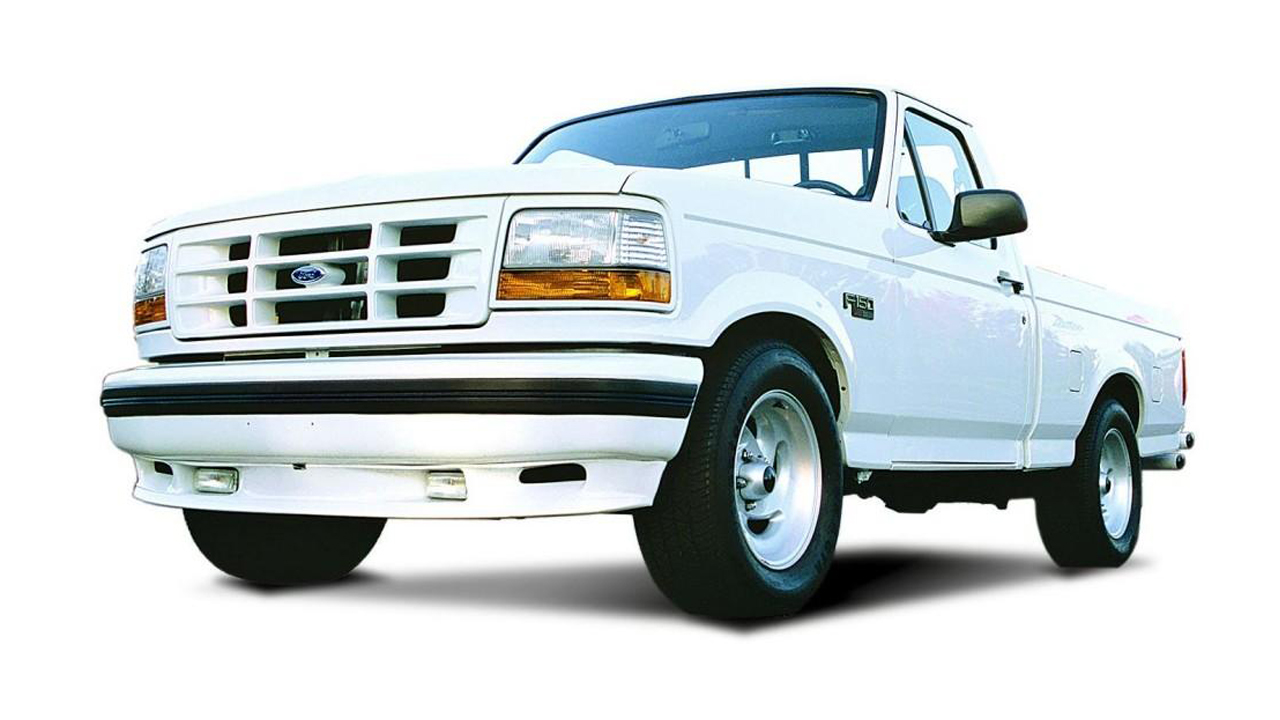 93 95 F 150 Svt Lightning Specs 1994 Ford Wiring Diagram
