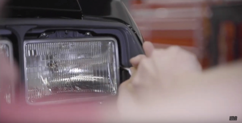 How To Adjust 4 Eye Fox Body Mustang Headlights (1979-1986) - How To Adjust 4 Eye Fox Body Mustang Headlights (1979-1986)