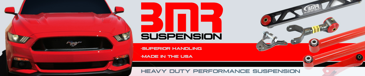 Mustang BMR Suspension Parts