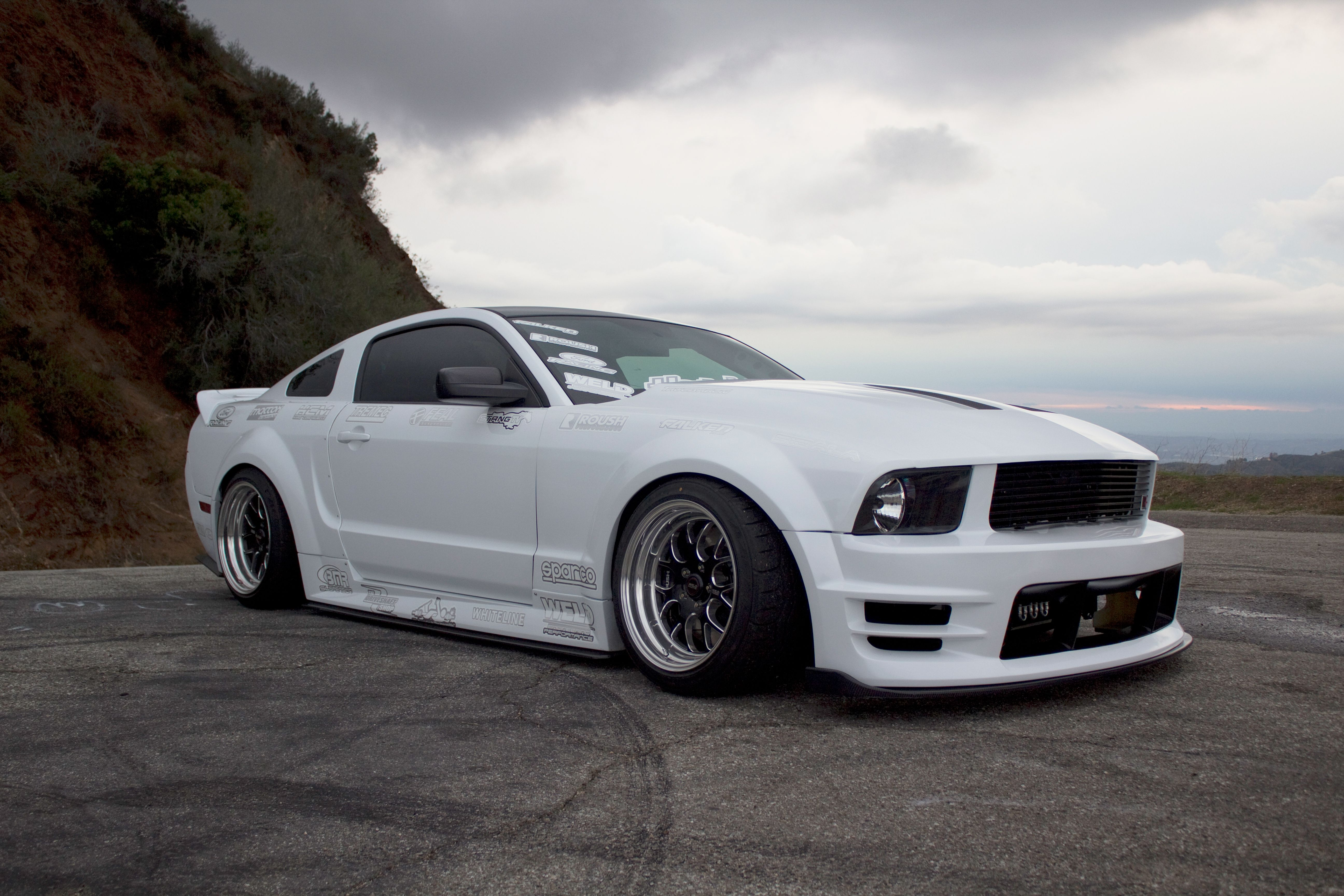 Choosing The Right Lowering Solution For Your Mustang - Choosing The Right Lowering Solution For Your Mustang