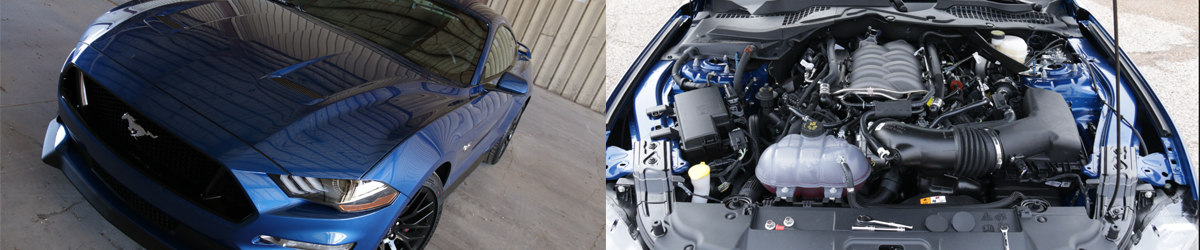 Differences Between the 2011-18 Mustang 5.0L Coyote Engine - Differences Between the 2011-18 Mustang 5.0L Coyote Engine