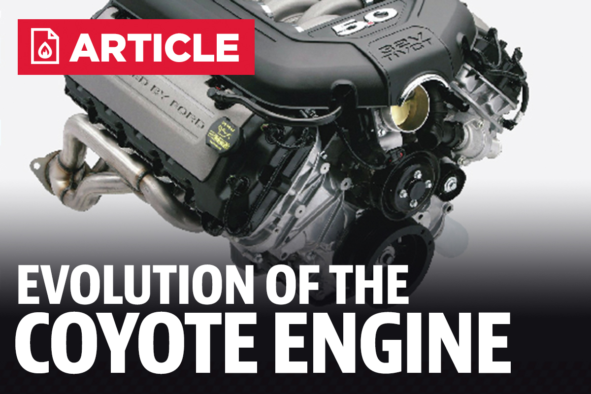 Differences Between the 2011-18 Mustang 5 0L Coyote Engine