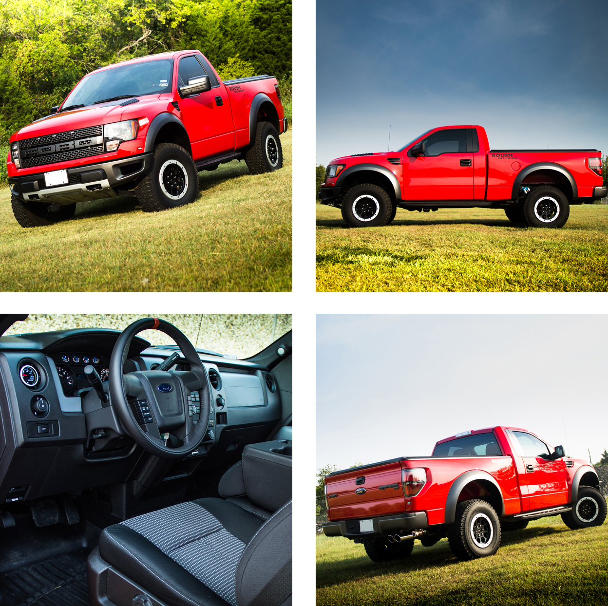 2014 F150 Single Cab Raptor Conversion - 2014 F150 Single Cab Raptor Conversion