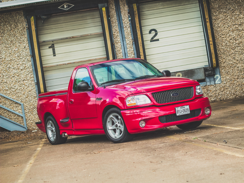 Ford Lightning Colors | 1st & 2nd Gen - Ford Lightning Colors | 1st & 2nd Gen