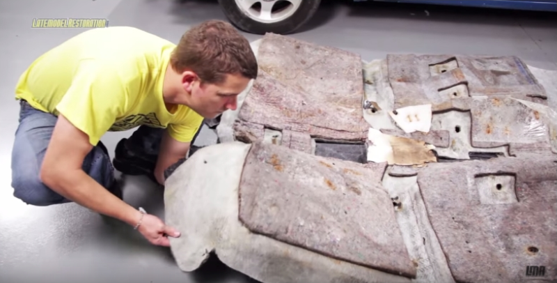 How To Install Fox Body Mustang Carpet (79-93) - How To Install Fox Body Mustang Carpet (79-93)