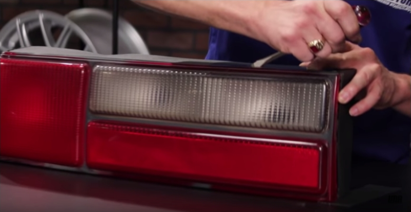 How To Install Fox Body Mustang Tail Light Lens (79-93) - How To Install Fox Body Mustang Tail Light Lens (79-93)