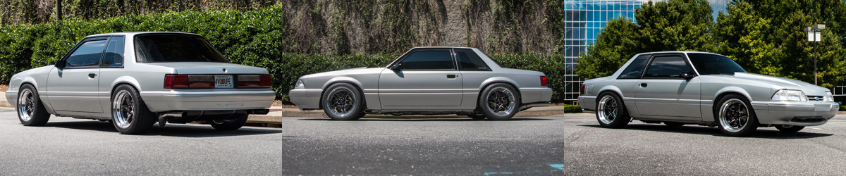 Fox Body Mustang Wheel & Tire Guide - Fox Body Mustang Wheel & Tire Guide
