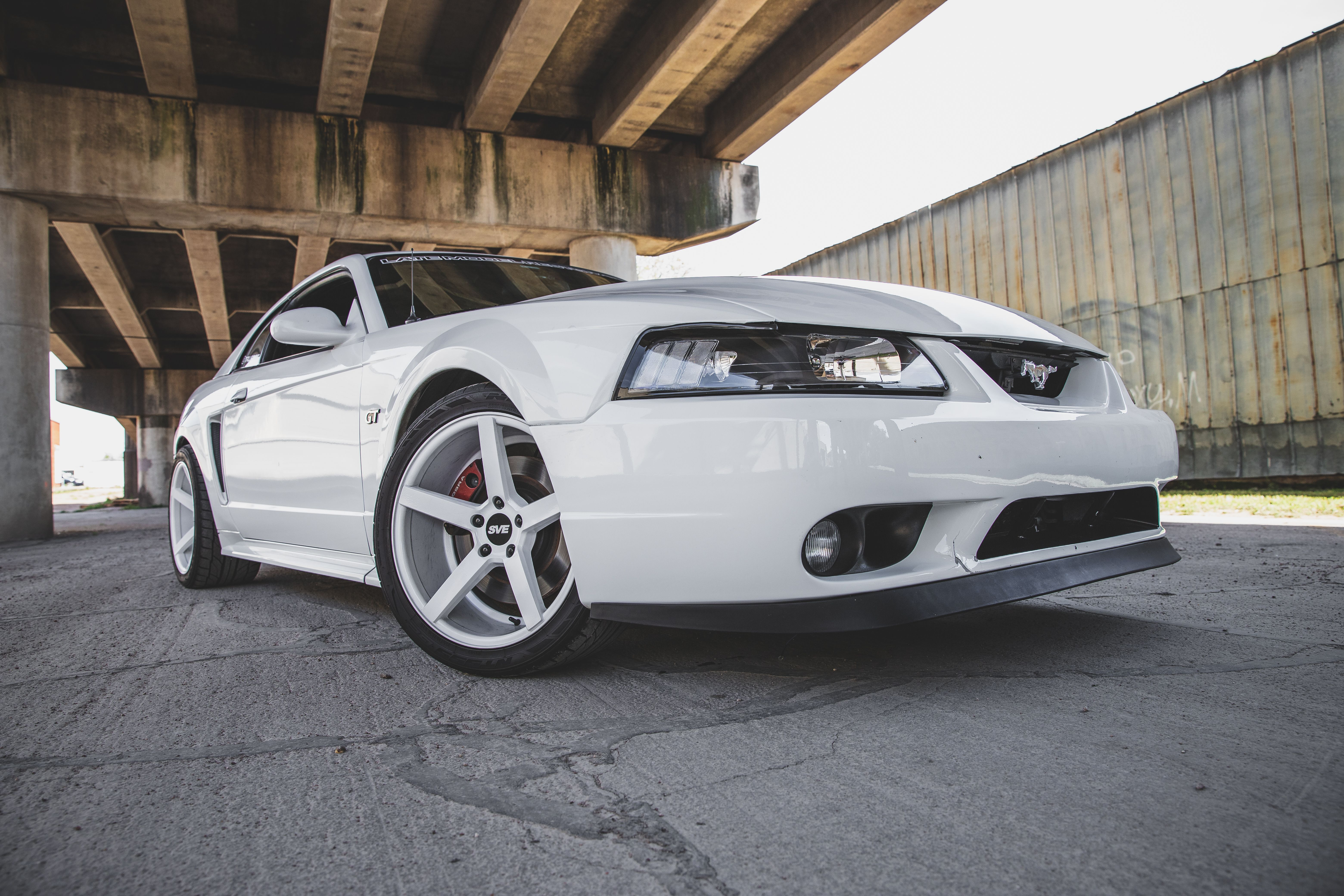 How To Coyote Swap A New Edge Mustang - How To Coyote Swap A New Edge Mustang
