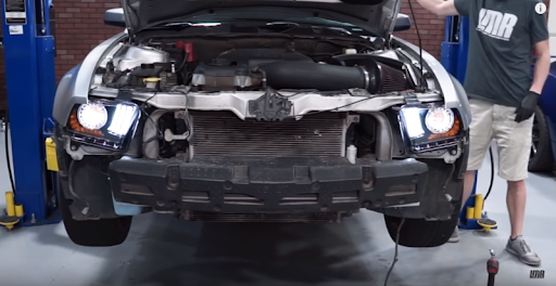 How To Install 2018 Style 2010-2012 Mustang Headlights - How To Install 2018 Style 2010-2012 Mustang Headlights