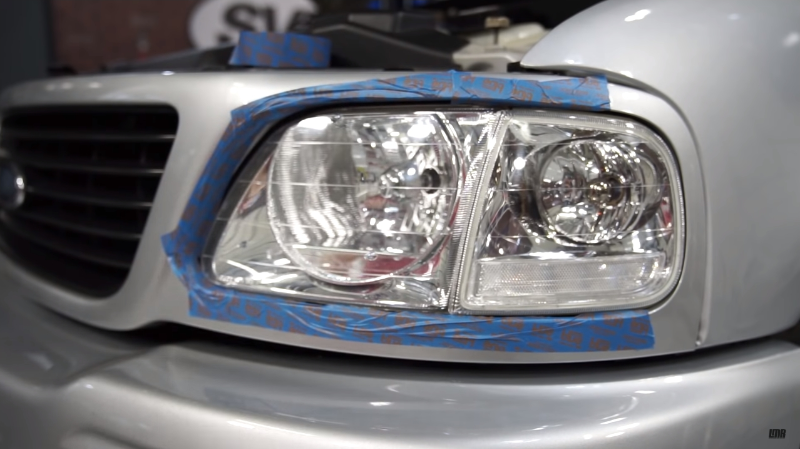How To Install F-150 Lightning Smoked Ultra Clear Headlight Kit (1999-04) - How To Install F-150 Lightning Smoked Ultra Clear Headlight Kit (1999-04)