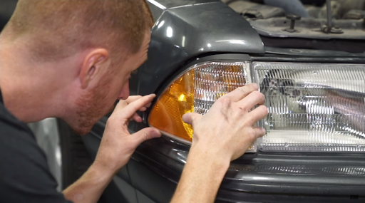 How To Install Fox Body Mustang Headlight Finishing Kit (87-93) - How To Install Fox Body Mustang Headlight Finishing Kit (87-93)