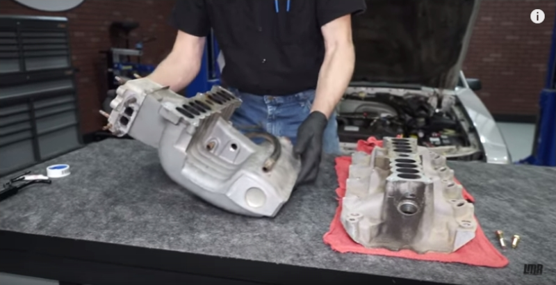 How To Install Mustang Intake Manifold Vacumm Tree (86-93) - How To Install Mustang Intake Manifold Vacumm Tree (86-93)