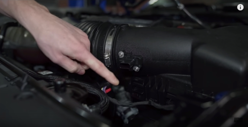 How To Install Mustang GT JLT Cold Air Intake | 2018-2020 - How To Install Mustang GT JLT Cold Air Intake | 2018-2020