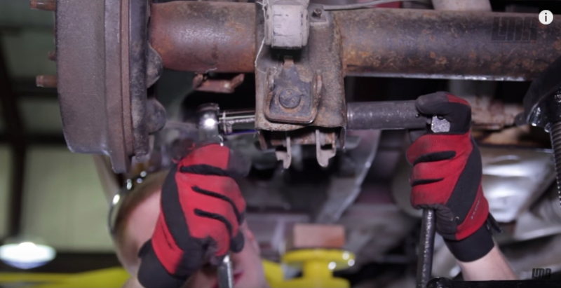 How To: Install Mustang J&M Rear Lower Control Arms (79-98) - How To: Install Mustang J&M Rear Lower Control Arms (79-98)