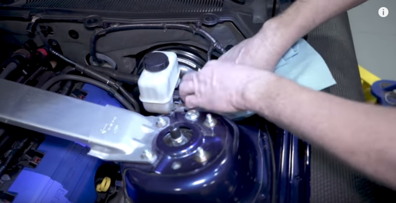 How To Install Mustang SVE Remote Clutch Fluid Reservoir Kit (10-14) - How To Install Mustang SVE Remote Clutch Fluid Reservoir Kit (10-14)