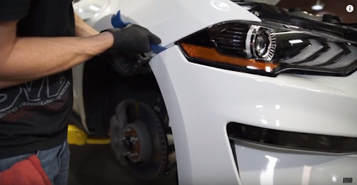How To Remove Ford Mustang Front Bumper (2018-2019) - How To Remove Ford Mustang Front Bumper (2018-2019)