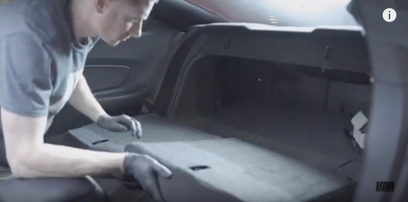How To Remove S550 Mustang Rear Seats | 2015-2020 - How To Remove S550 Mustang Rear Seats | 2015-2020